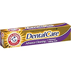 Arm & Hammer DentalCare Fluoride Anticavity Toothpaste 6 oz