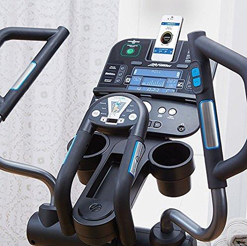 Life Fitness E3 Ellipsen-Crosstrainer mit Track+ Console, E3 - 6