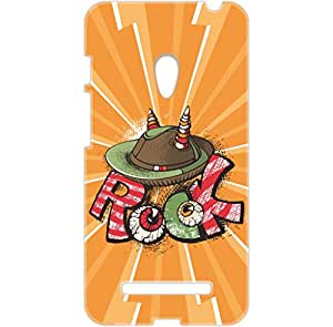 a AND b Designer Printed Mobile Back Cover / Back Case For Asus ZenFone 5 (ZEN_5_3D_840)