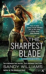 The Sharpest Blade (A Shadow Reader Novel) by Sandy Williams (2013-12-31)