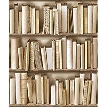 Amazon Fr Papier Peint Bibliotheque