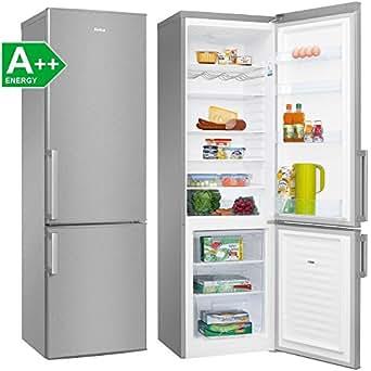Amica kgc 15440 e r frig rateur cong lateur a 181 6 cm for Refrigerateur congelateur hauteur 170 cm