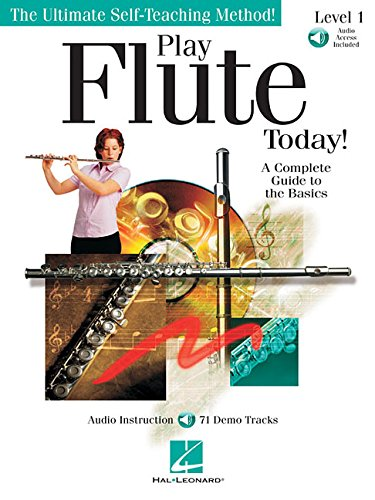 Play Flute Today!: Level 1