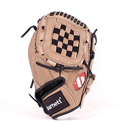 barnett SL-115 gant de baseball cuir infield/outfield 11, pour droitier REG, marron
