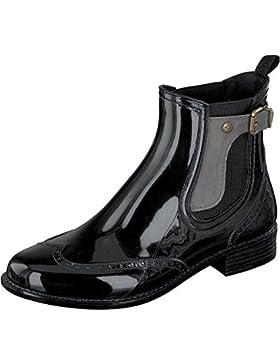 Gosch Shoes Sylt - Damen Chelsea Gummistiefel Naturkautschuk 7103-502 in 3 Farben