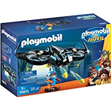 Playmobil: THE MOVIE 70071 Robotitron with Drone for Children Ages 5+