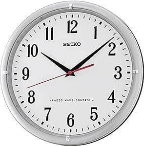 Seiko Clocks Qxr207s Wall Clock Radion Controlled Amazon