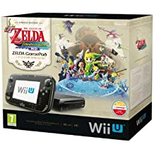 Wii U - Console The Legend Of Zelda: Wind Waker Premium Pack [Bundle]