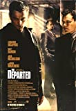 Approx. Size: 27 x 40 Inches - 69cm x 102cm;Size is provided by the manufacturer and may not be exact;The Amazon image in this listing is a digital scan of the poster that you will receive;The Departed Style C 27 x 40 Inches Poster;Packaged with care...