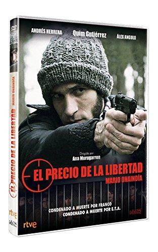 Preisvergleich Produktbild El precio de la libertad (EL PRECIO DE LA LIBERTAD: MARIO ONAINDIA,  Spanien Import,  siehe Details für Sprachen)