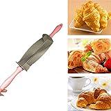 JWR Rullino per Cottura a Croissant Rullo per Pancake Multifunzione Accessori per Utensili da Cucina per Utensili da Cucina