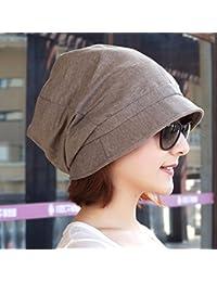 HAPPY-Cap Sombrero Rostro Femenino Pescador pequeño Sombrero Olla de Gran  tamaño Visera Primavera y e64cc003ace3
