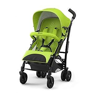 Kiddy Sportwagen Evocity 1 inkl. Getränkehalter Lime Green   14