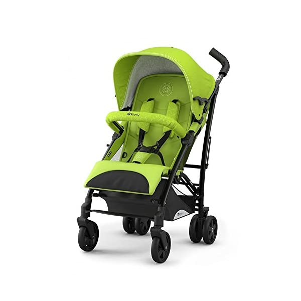 Kiddy Sportwagen Evocity 1 inkl. Getränkehalter Lime Green Kiddy  1