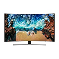 Samsung 55 Inch Premium UHD Curved Smart TV UA55NU8500KXZN - Series 8