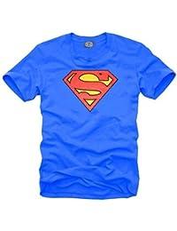SUPERMAN - T-SHIRT - DC COMICS - sz. S M L XL