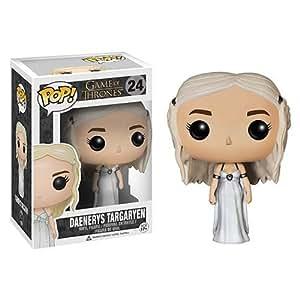 Funko - Bobugt021 - Figurine Cinéma - Game Of Thrones - Bobble Head Pop 24 Daenerys Marriage!