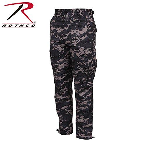Rothco Verhalten Urban Digital Camo Military Cap BDU Cap Müdigkeit Pants (Polyester, Baumwolle, Größe: S) - Baumwolle Müdigkeit Cap