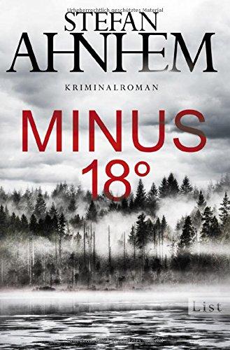 Buchseite und Rezensionen zu 'Minus 18 Grad' von Stefan Ahnhem