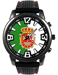 Fuerteventura Islas Canarias España Reloj para hombre con correa de silicona