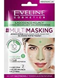 Eveline MultiMasking Face Mask Soothing Reducing Redness Treatment 2x5ml (pack of 10)