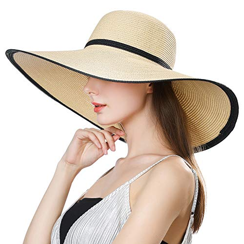 Sun Hats for Women Foldable UV P...