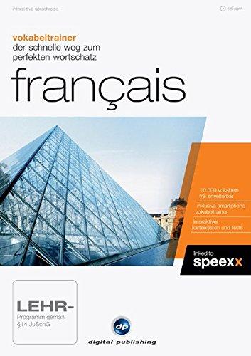 Interaktive Sprachreise: Vokabeltrainer Francais