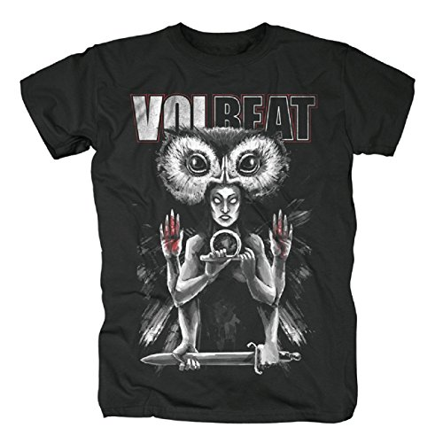 Volbeat Ishtar T-Shirt Black