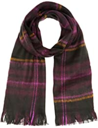 Great Plains Women's Brushed Checkered Scarf