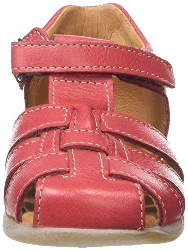 FRODDO Froddo Unisex Sandal, Sandales premiers pas mixte bébé Rouge - Rouge