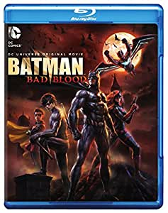 Batman: Bad Blood [Blu-ray] [Import anglais]