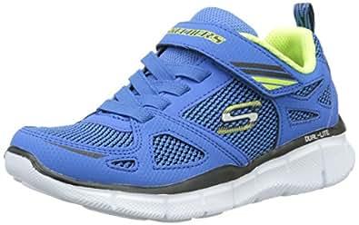 Skechers equalizer quick race scarpe da ginnastica for Amazon scarpe bambino