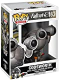 Fallout Vinyl Figur POP 4 codsworth Battle Limited