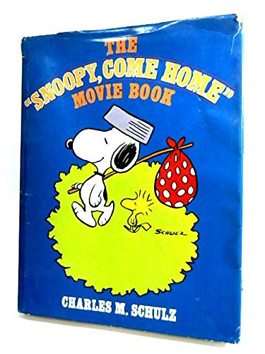 The Snoopy, come home movie book