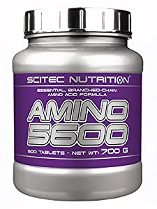 Scitec Nutrition Amino 5600, 500 Tavolette