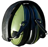 Best Electronic Ear Protections - GDK Electronic ear defenders, ear muffs, protection GREEN Review