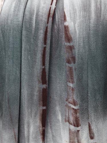 DJT Debardeur gilet T-shirt Sans manches pour ete Casual Crop Tops Femme Moka
