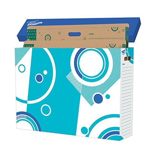 Trend Enterprises File 'n Save System Aufbewahrungsbox, 76,2 x 58,4 x 15,2 cm - Storage-systeme Klassenzimmer