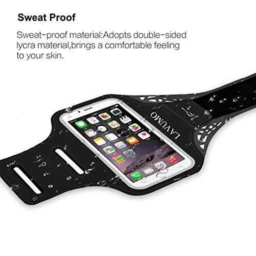 Zoom IMG-3 fascia braccio per smartphone iphone