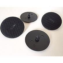 4 * fijación alfombras Bmw Serie 1 3 5 6 7 Z4 Z3 X1 X3 X5 alfombrillas