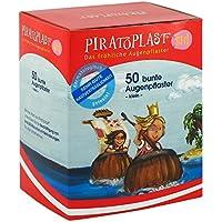 PIRATOPLAST Girl Augenpflaster klein 48x60 mm 50 St Pflaster preisvergleich bei billige-tabletten.eu