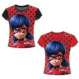Camiseta Ladybug Marinette (3)