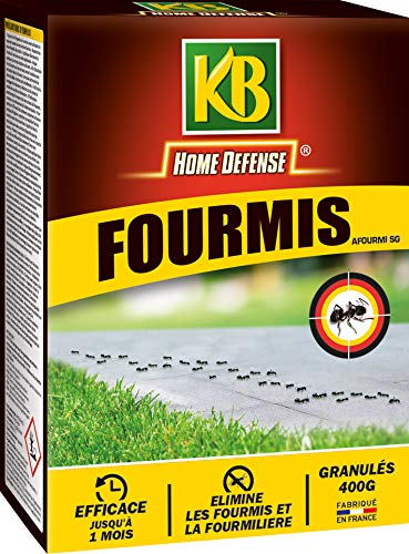 KB Anti Fourmis Granulés, 400 GR