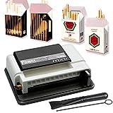 Powermatic MINI Plus Zigarettenstopfmaschine inkl. Zigarettenschachtel-Hüllen Stopfmaschine der Extraklasse