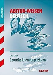 Abitur-Wissen Deutsch. Deutsche Literaturgeschichte.