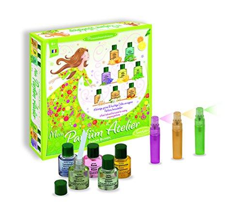 galileo parfum Sentosphere 01420 - Mein Parfüm-Atelier Frische Blumen, Kosmetikset