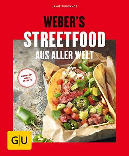 Weber's Streetfood aus aller Welt (GU Weber's Grillen) - Salat Food Bar