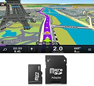 photo carte micro sd gps tomtom pour autoradio