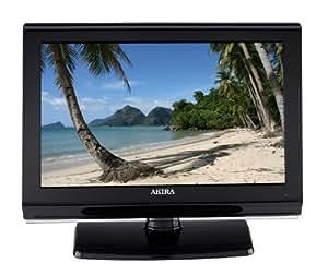 """Akira LCT-B92TDU19H TV LCD 19"""" avec Lecteur DVD intégré 720p TNT HDMI USB Fonction PVR Noir"""