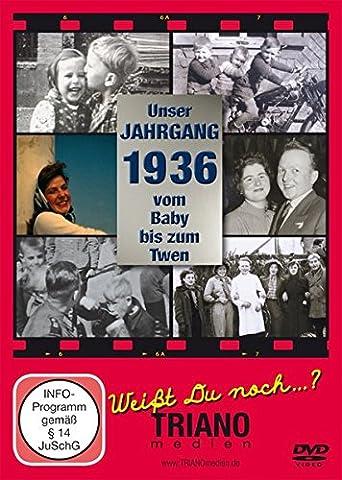 Unser Jahrgang 1936: zum 81. Geburtstag - vom Baby bis zum Twen